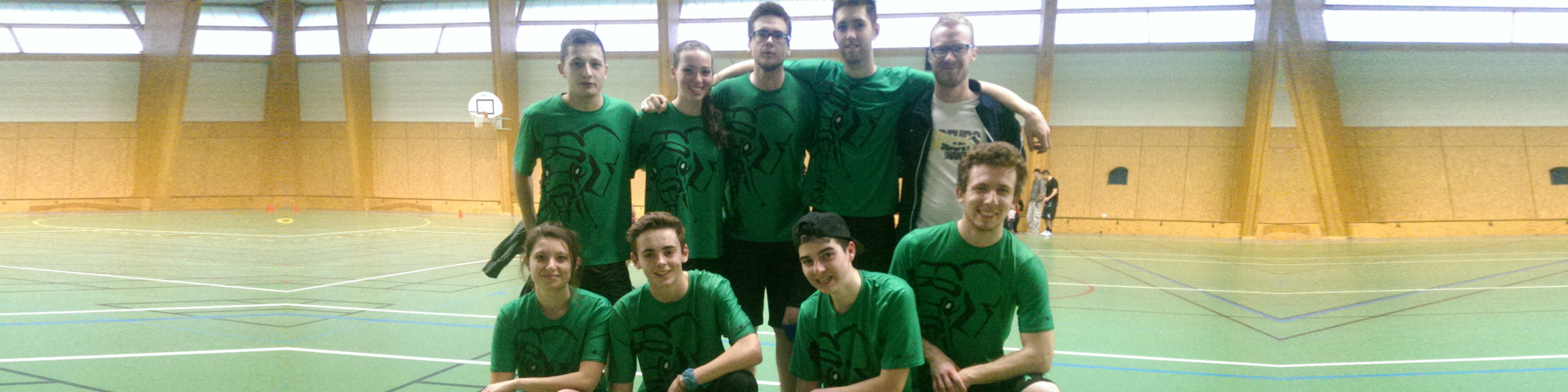 Ultimate Indoor Frisbeurs DR2 equipe3
