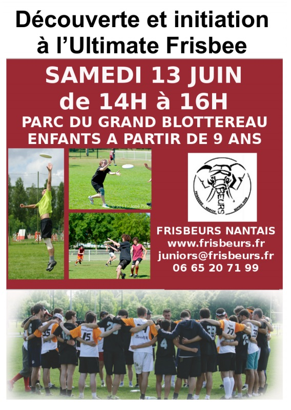 affiche-initiation junior ultimate