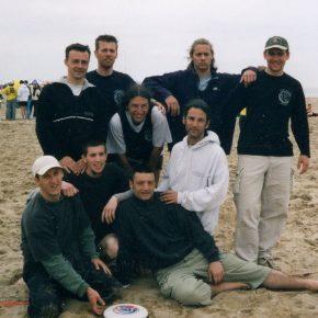 2001 Paganello Fré+Oliver+Manu+Jérome+Pierrick+