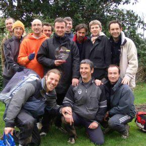 2007-03 Coupe Master Frisbeurs Champion de France 13