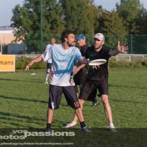 Frisbeurs Master 2015 Tom