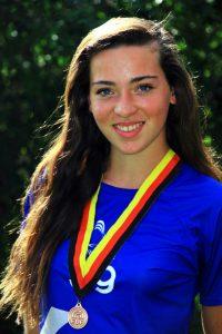 Mélina - Equipe de France U20 Féminine