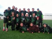 mixte ultimate Frisbee Nantes