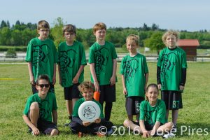 Coupe de France Junior 2016, Lamotte-Beuvron. PhotoID : 2016-05-08-1279 Frisbeurs U13.
