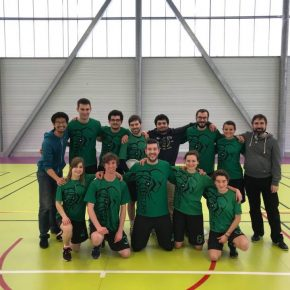 Frisbeurs Coupe Novices Ultimate Frisbee