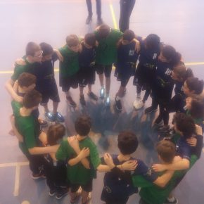 Ultimate junior Indoor 2018 Huddle